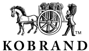 kobrand_logo_BW